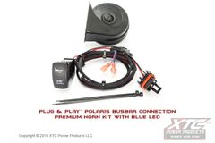 Plug and Play Horn Kit for Polaris Cars with New Busbar Connectors