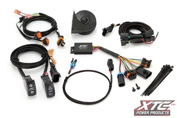 Honda Talon Plug & Play™ Self Canceling Turn Signal System W/Horn