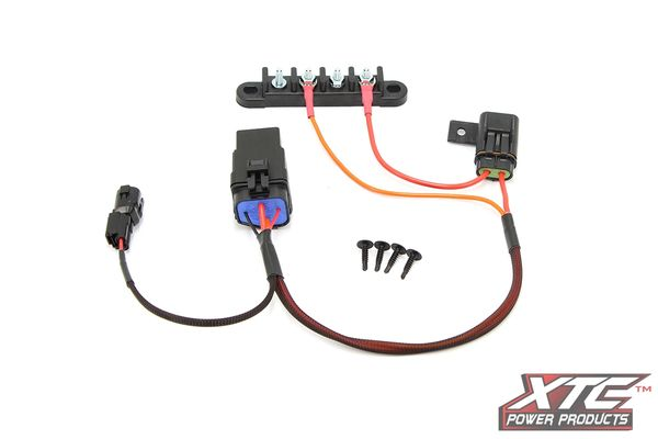 Honda Talon Plug & Play™ Ke Busbar Accessory Out 35 AMP on