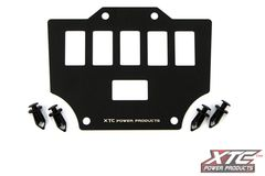 Honda Talon Center Console Switch Plate