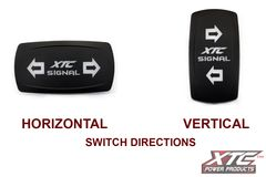XTC Turn Rocker/Actuator, Contura V, Rocker Only