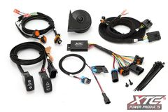 2017 Yamaha Wolverine Plug & Play™ Self Canceling Turn Signal System W/Horn