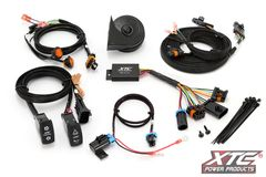 Universal Plug & Play™ Self Canceling Turn Signal System Uses Factory Brake Lights W/Horn - OEM Interface Wires