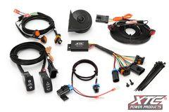 "Universal Plug & Play™ Self Canceling Turn Signal System W/Horn - W/2 3/4"" Rear Tail Lights"