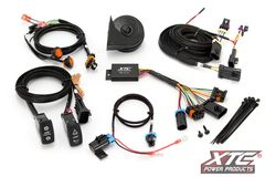 Honda Pioneer 1000/700 Plug & Play™ Self Canceling Turn Signal System W/Horn