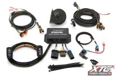 RZR XP 2014 Plug & Play™ Turn Signal System W/Horn uses Factory Brake Lights - TSS-XP14