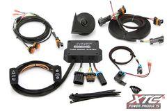 RZR TURBO S & 2019 RZR XP models w/3rd Brake light Plug & Play Turn Signal System W/Horn