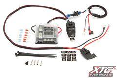 Roxor Plug & Play™ Keyed Fuse Block 35-Amp 6 Circuit