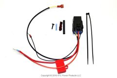 Universal High Beam Remote Activation System, Uses Factory High Beam Switch to Turn on Light Bar or Accessory
