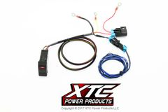 Polaris General turn signal kit switches harness | XTC Power Products