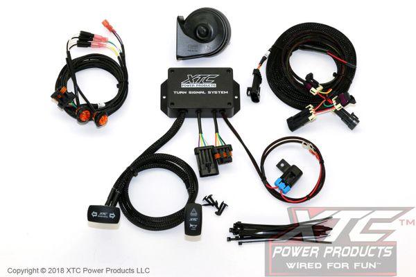 Stupendous Honda Pioneer Turn Signal Kit Honda Pioneer 700 1000 Xtc Power Wiring 101 Hisonstrewellnesstrialsorg