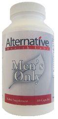 Men's Only