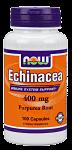 Echinacea 400 mg - 100 Capsules