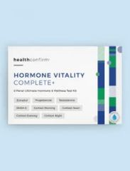 Hormone Test Kit (Test Sex and Stress Hormones)