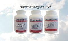 Valerie's Emergency Pack