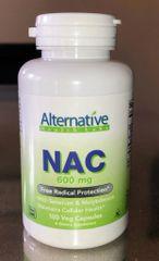 NAC - N-Acetyl Cysteine