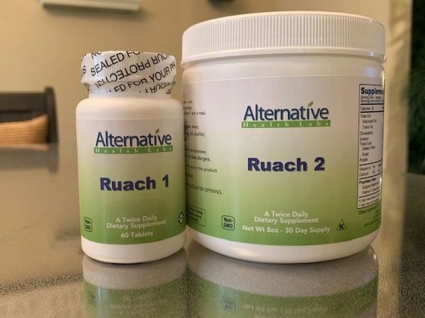 Ruach~ 3 Containers