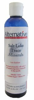 Salt Lake Trace Minerals