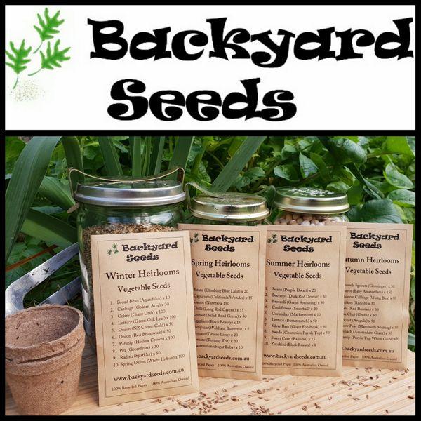 Seasonal Seed Subscription