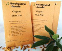 Organic Herb Mix