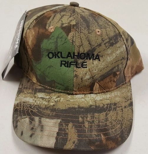 ORA Camouflage Hat
