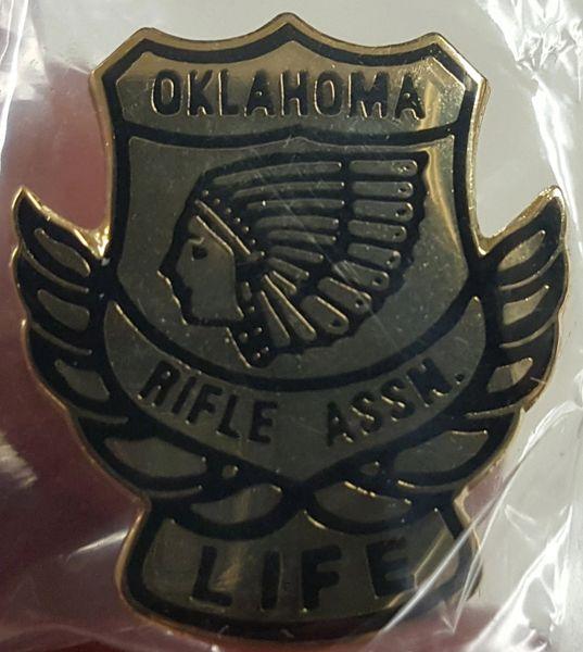 ORA Life Member Pin
