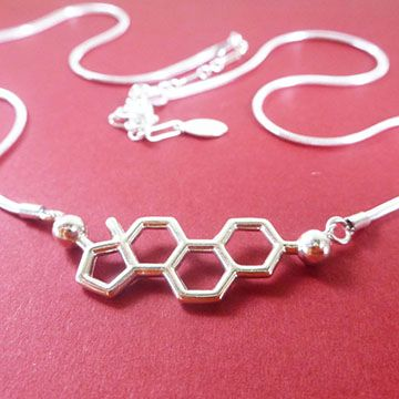 Estrogen Necklace