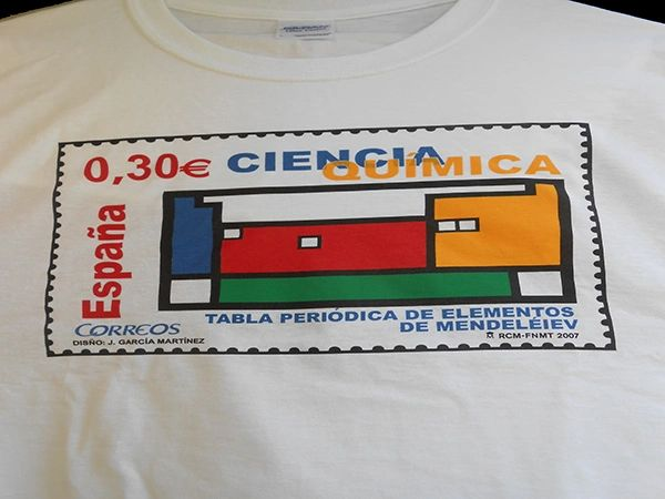 Spanish T-shirt (White)