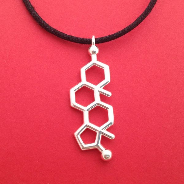 Testosterone Necklace