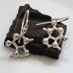 Theobromine Earrings