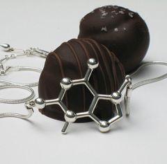 Theobromine Necklace
