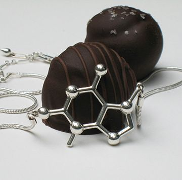 Theobromine Necklace