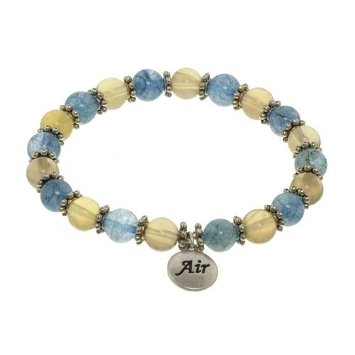 Air Element Beaded Bracelet