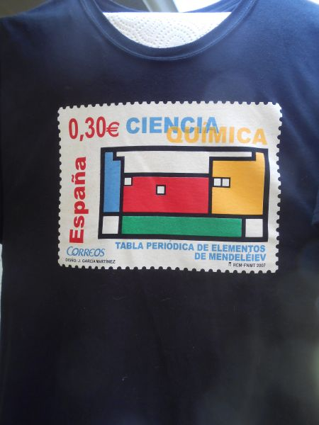 Spanish T-Shirt (Black)