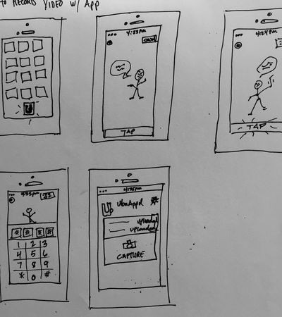Sketch, story board, wireframing, native app designer, web designer
