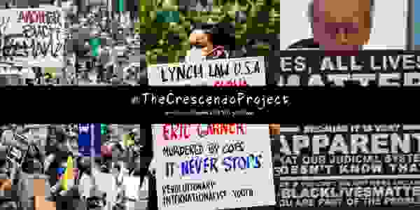 YouTube, #thecrescendoproject, #blm, #georgefloyd, protests in Seattle