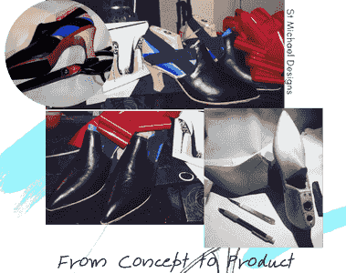 End to end, Concept to Product, Product Design, womens shoes, fashion designer, cobbler, shoe lasts,