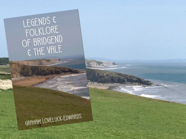 Legends and folklore of Bridgend and the Vale available for £12.99