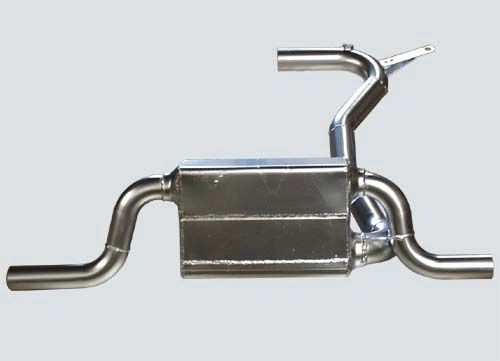 Cat-Back Exhaust System (STAINLESS)