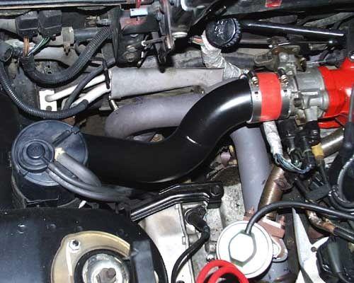 2.8/3.4 Rocker-Arm Engine Intake System