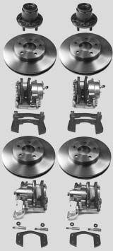 """11"""" Brakes (1984 - 1987)"""