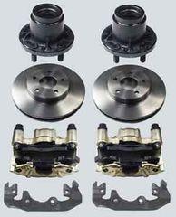 """10-1/4"""" Brakes 1984 - 1987 (Z-34)"""