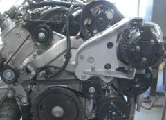 LS4 Alternator Bracket