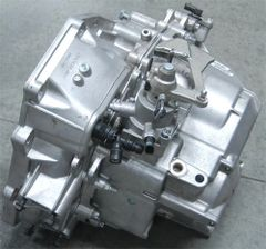 F40 WCF Heavy-Duty Transaxle Installation Parts