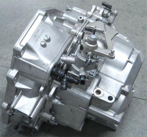 F40 WCF Heavy-Duty Transaxle Installation Parts