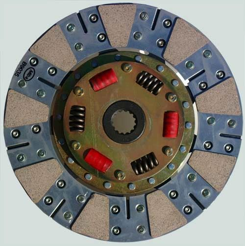 "Stage 2: 9-11/16"" Bronze Ceramic / Organic Clutch Disk 270851 F40 23272557"
