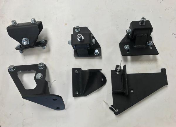 3800 Series III Mount and Bracket Kit (AUTO)