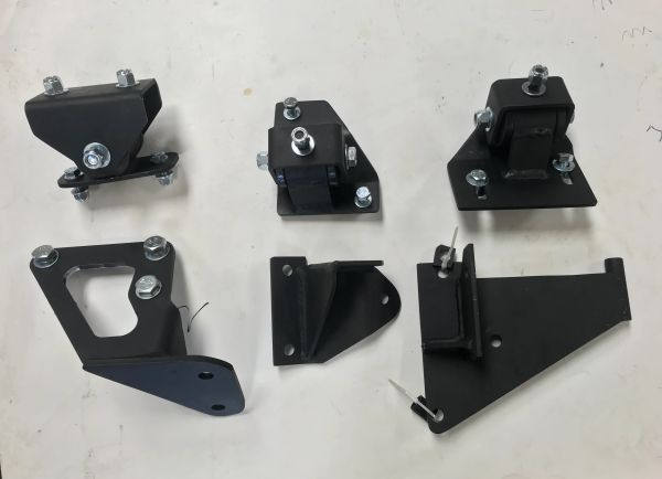3800 Series I Mount and Bracket Kit (AUTO)