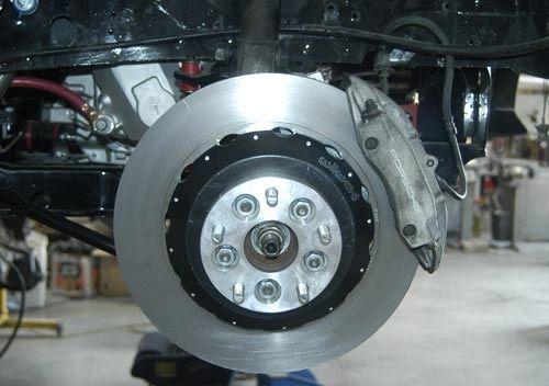 """13"""" Front / 14"""" Rear Brakes (1984 - 1988) (Brembo)"""