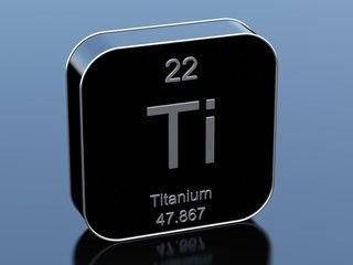 ".040"" x 12"" x 12"" 6Al-2Sn-4Zr-2Mo Titanium Sheet"